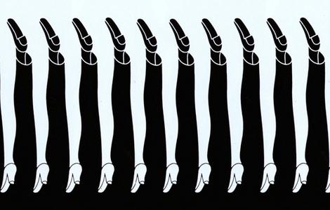 Vitrine alice et les illusions d optique la sardine lire - Mini coloriage illusion d optique ...