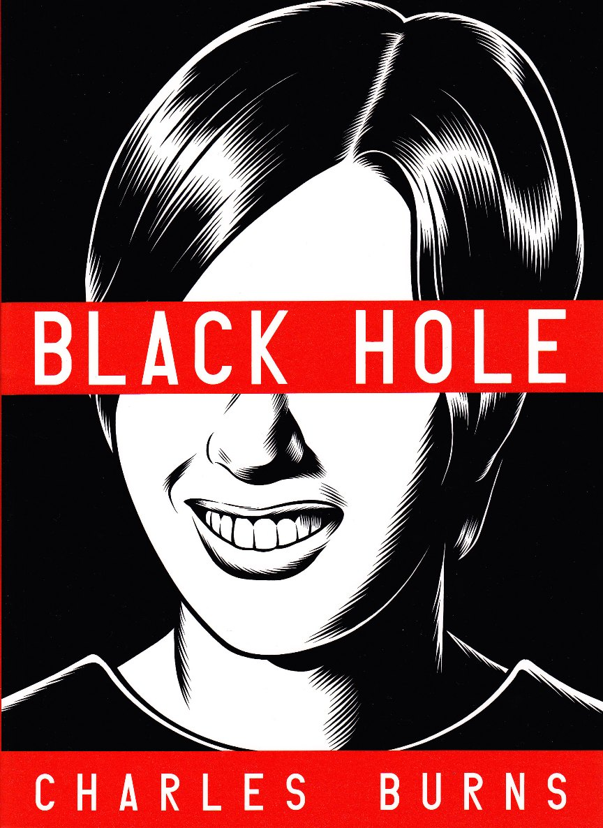 yearbook black hole charles burns - photo #6