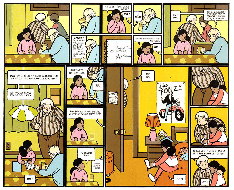 Bande dessinée gratuite adulte