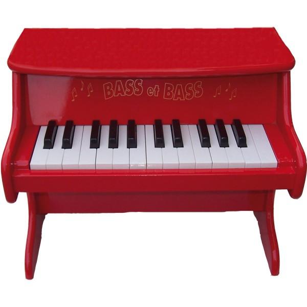 pianojouetenboisrougebassetbasslasardinealire  La