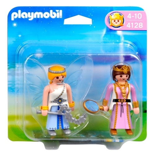 playmobil-4128-princesse et fée